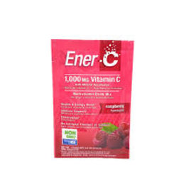 Ener-C Ener-C - Vitamin C Drink Mix, Raspberry (single)