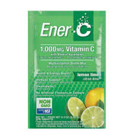 Ener-C Ener-C - Vitamin C Drink Mix, Lemon Lime (single)