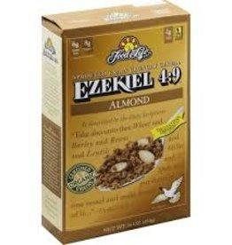 Food for Life FFL - Ezekiel Cereal, Almond