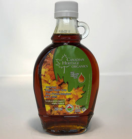 Canadian Heritage Organics Canadian Heritage - Organic Medium Maple Syrup (250ml)