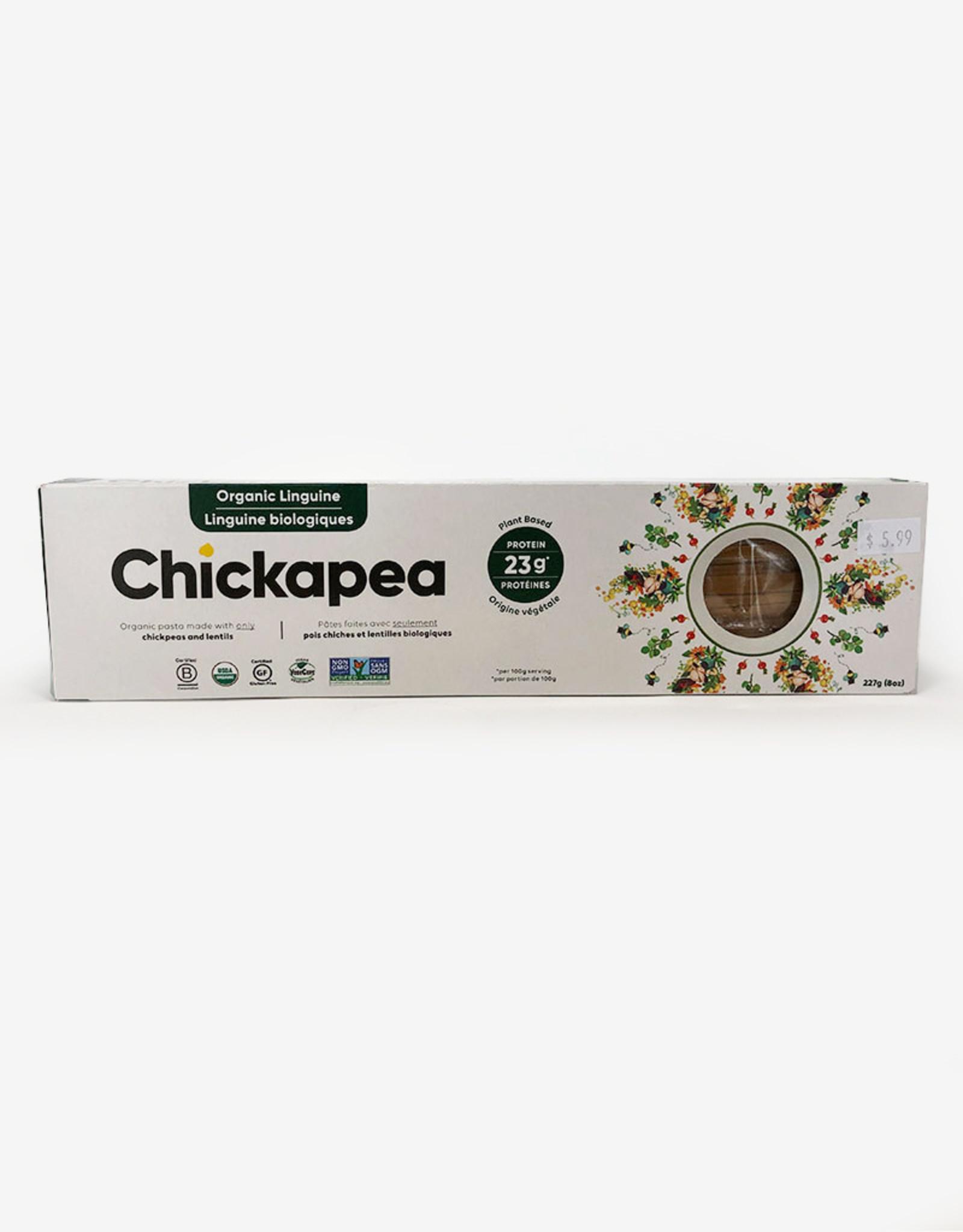 Earth To Kids Chickapea - Chickpea Lentil Pasta, Linguine (227g)