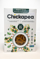 Earth To Kids Chickapea - Chickpea Lentil Pasta, Spirals (227g)