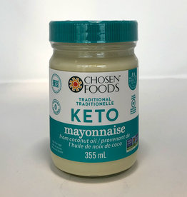 Chosen Foods Chosen Foods - Keto Coconut Oil Mayo, Traditional