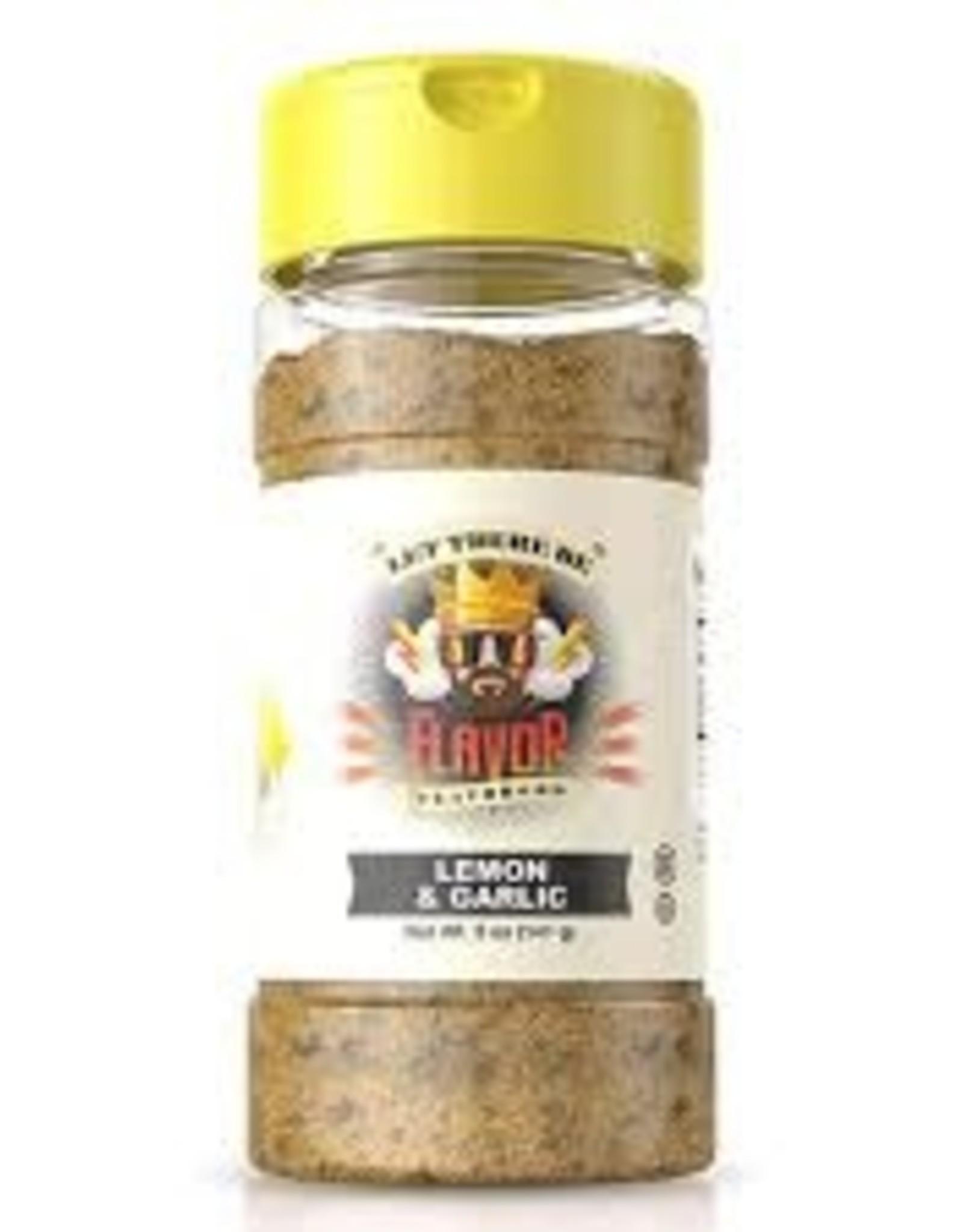 Flavor God Flavor God - Lemon & Garlic 5oz