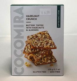 Cocomira Cocomira - Hazelnut Crunch (105g)