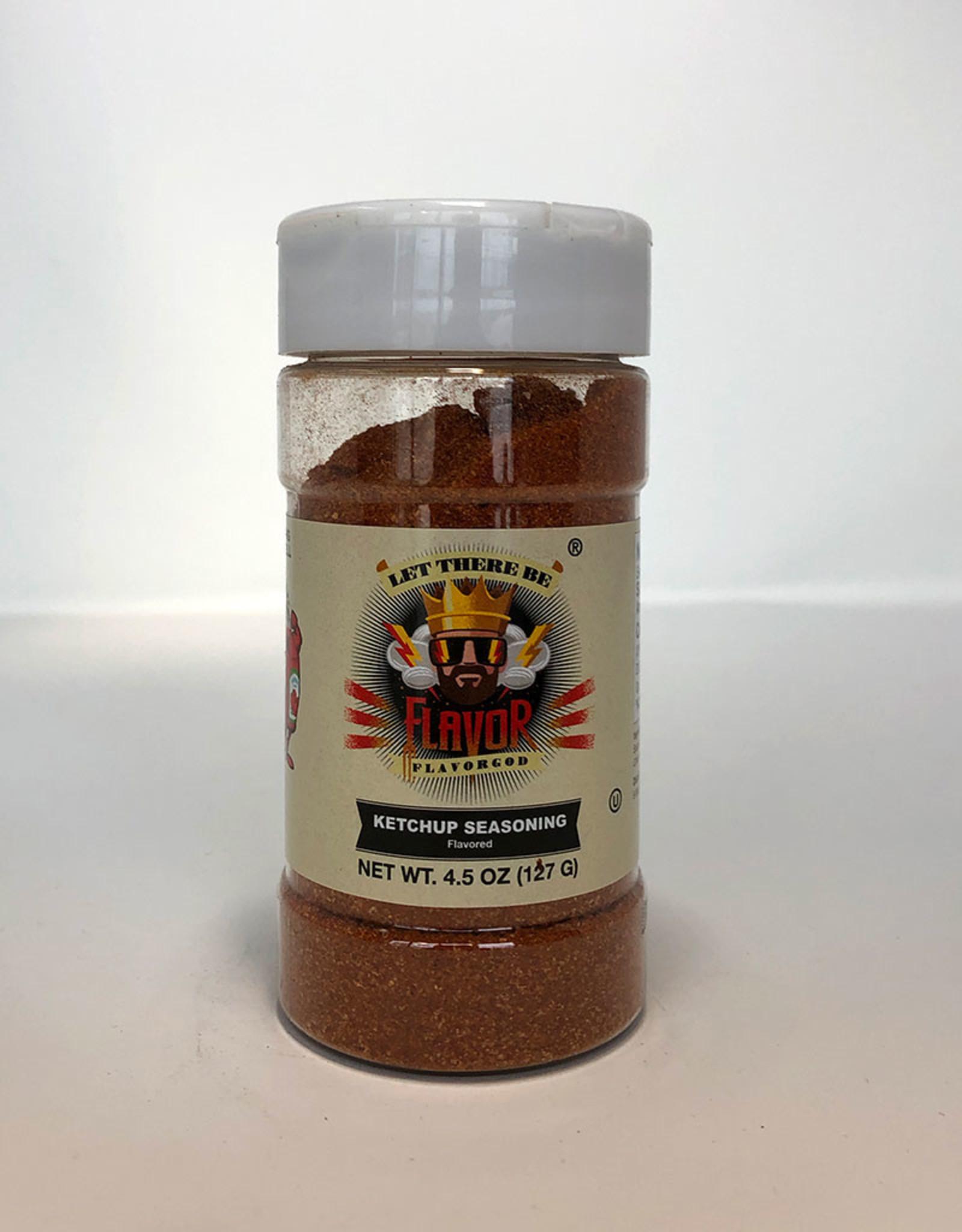 Flavor God Flavor God - Ketchup (4.5oz)