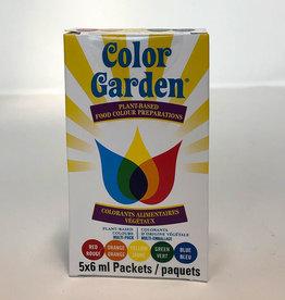 Color Garden Color Garden - Plant-Based Food Colour, Multi