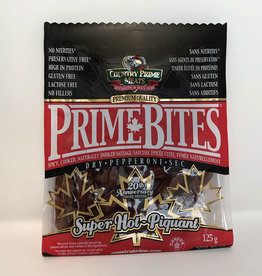 Country Prime Meats Country Prime Meats - Prime Bites, Super Hot (125g)