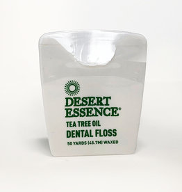 Desert Essence Desert Essence - Dental Floss, Tea Tree