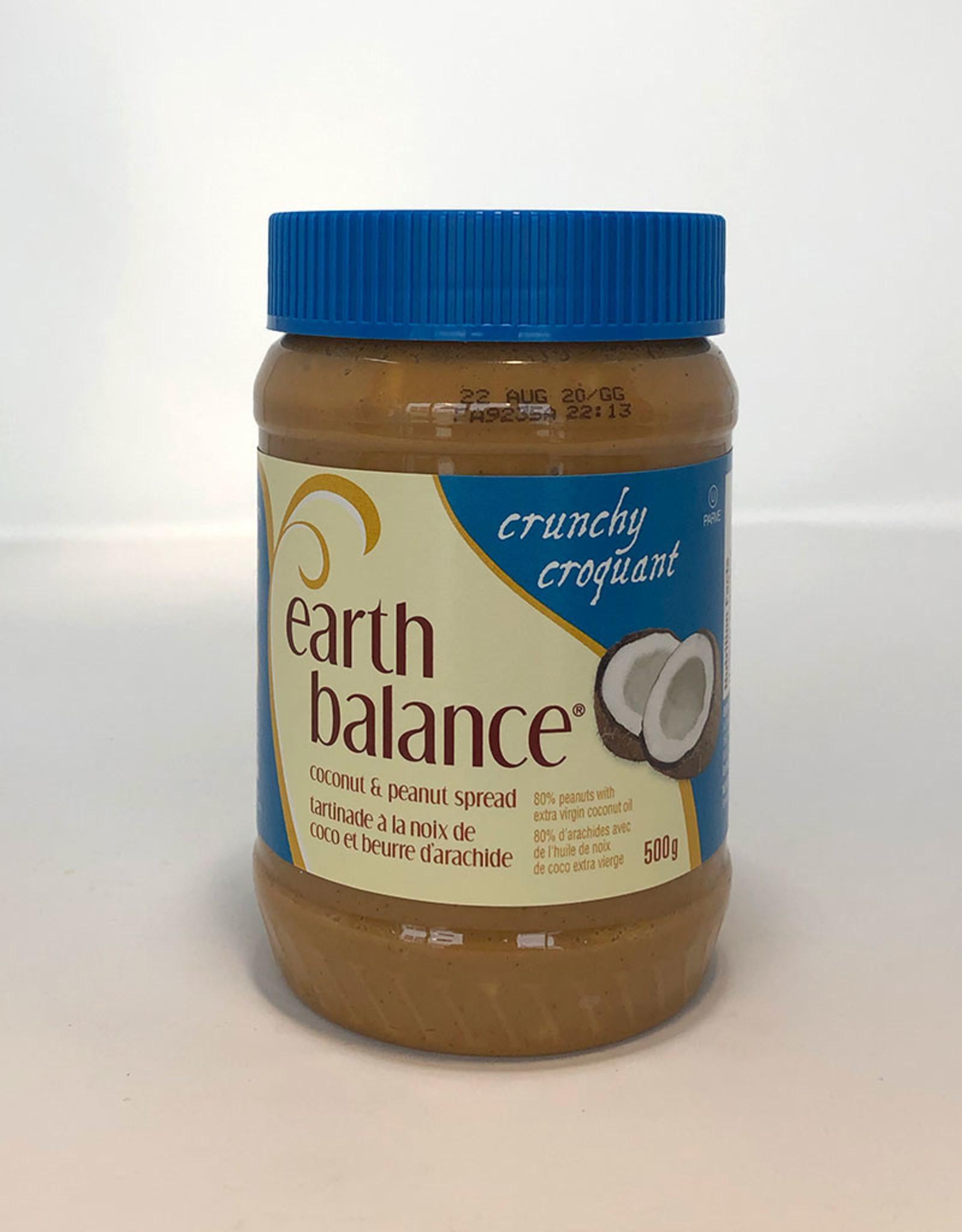 Earth Balance Earth Balance - Coconut & Peanut Butter Spread, Crunchy