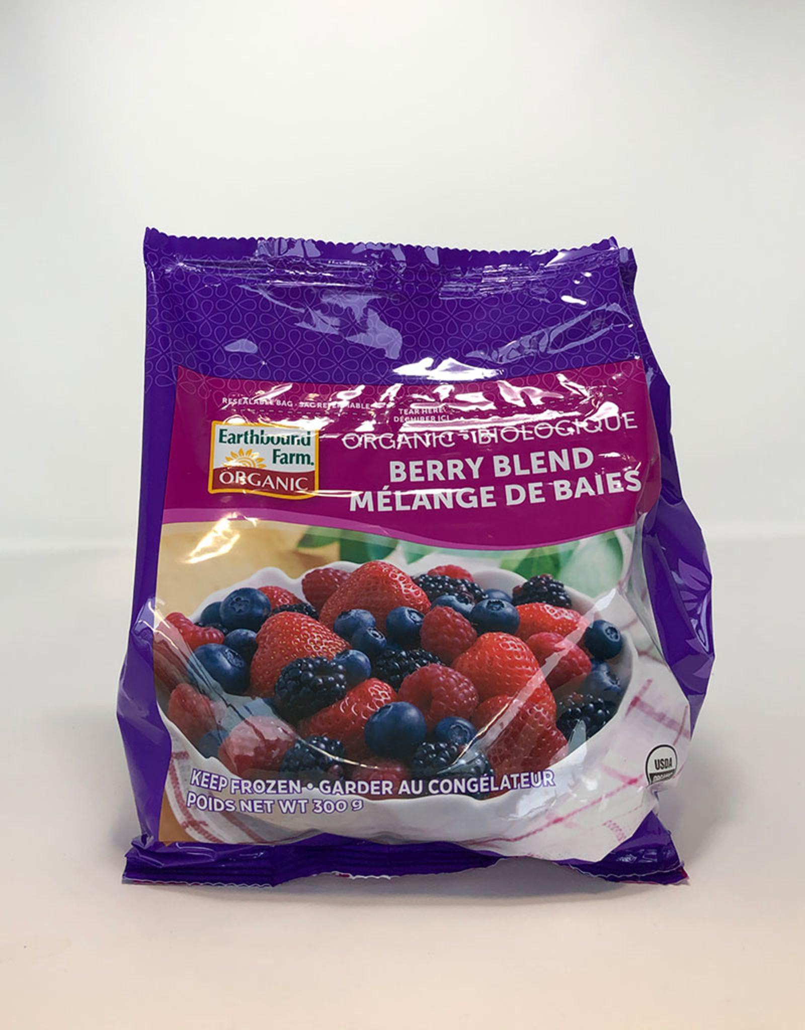 Earthbound Farm Earthbound Farm - Frozen Fruits, Organic Berry Blend (300g)