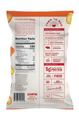 Beanitos Beanitos - White Bean Chips, Nacho Cheese (128g)