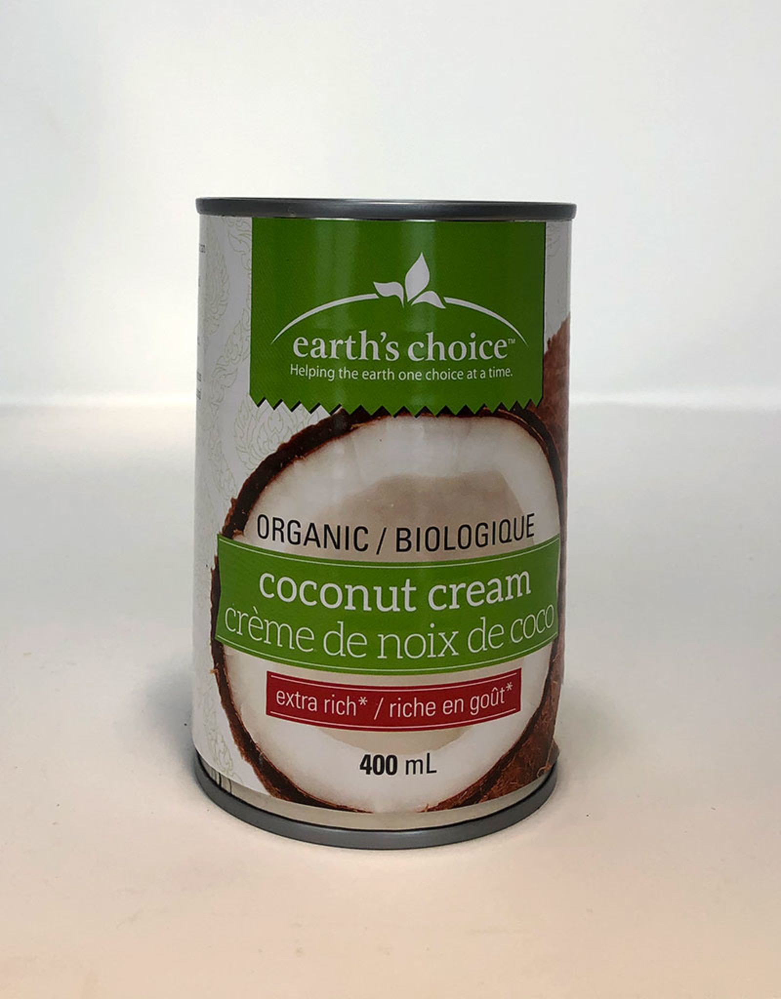 Earth's Choice Earths Choice - Organic Coconut Cream (400ml)