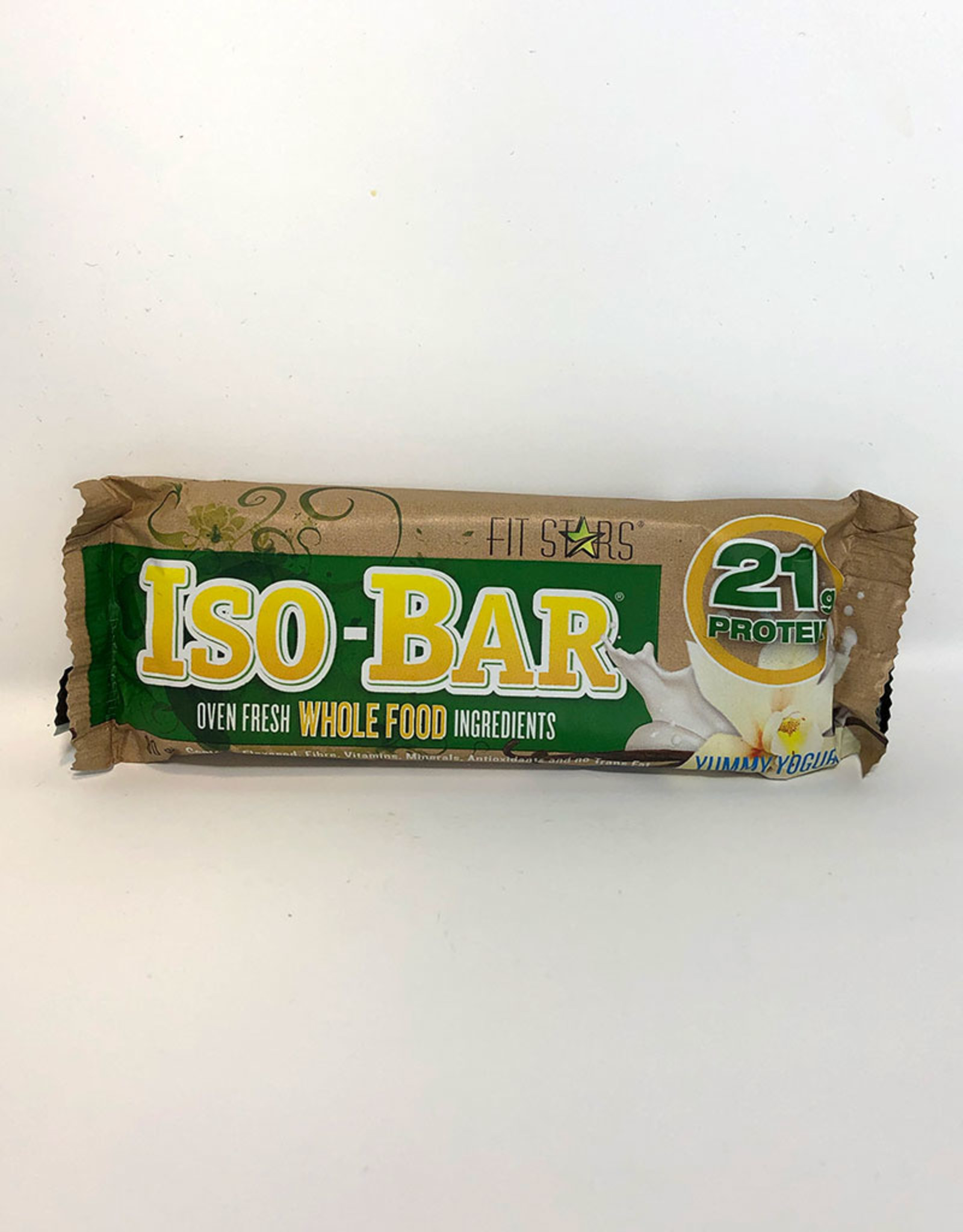 Fit Stars Products Inc. Fit Stars - Iso-Bar, Yummy Yogurt