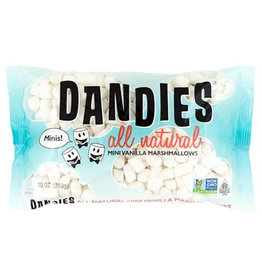 Dandies Dandies - Mini Marshmallow, Vanilla (283g)