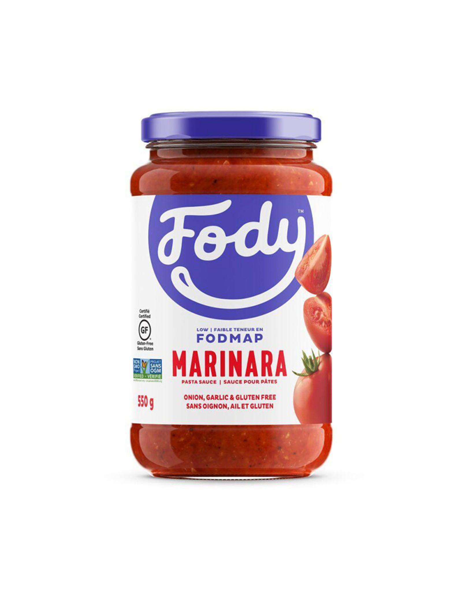 Fody Food Co. Fody - Sauce, Marinara (550g)
