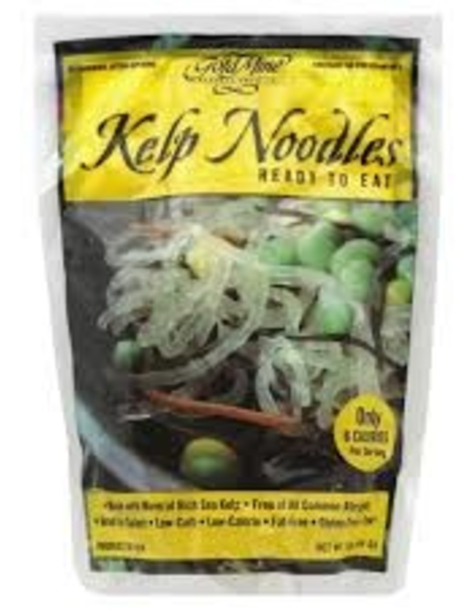 Ohsawa Organic Goldmine Natural Food - Noodles, Kelp (16oz)