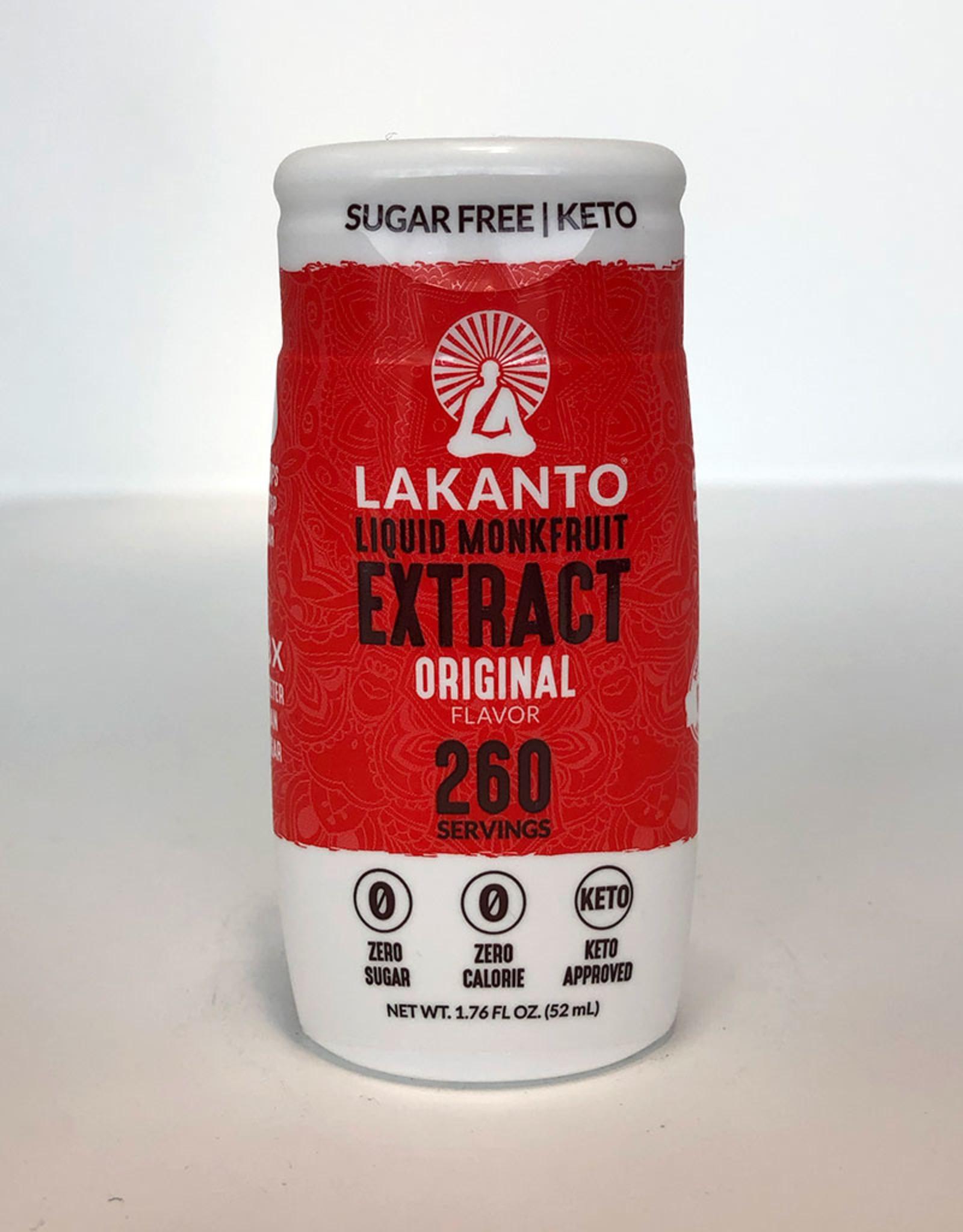 Lakanto Lakanto - Monk Fruit Liquid Sweetener, Original
