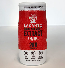 Lakanto Lakanto - Monk Fruit Liquid Sweetener, Original