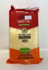 L'Ancetre LAncetre - Organic Raw Unpasturized Cheese, Medium Cheddar (325g)