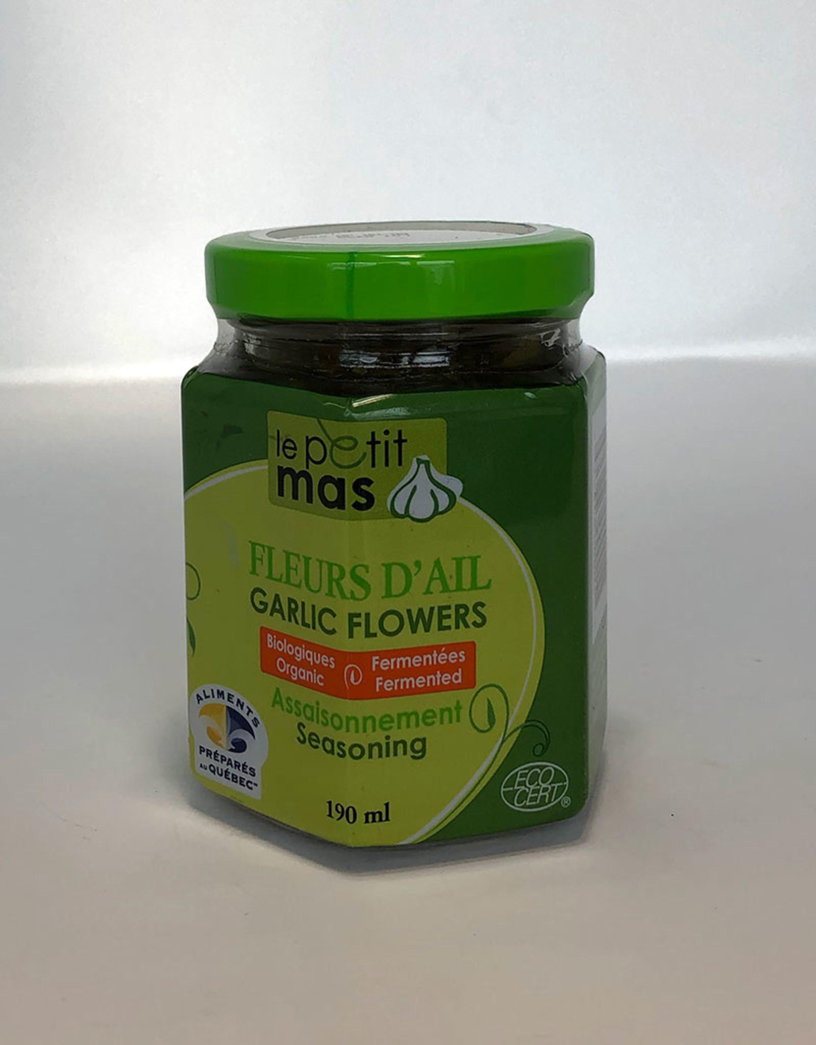 Le Petit Mas Inc. Le Petit Mas - Organic Fermented Garlic Flowers
