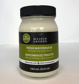 Maison Orphee Maison Orphee - Fresh Mayonnaise, Extra Virgin Olive Oil (440ml)