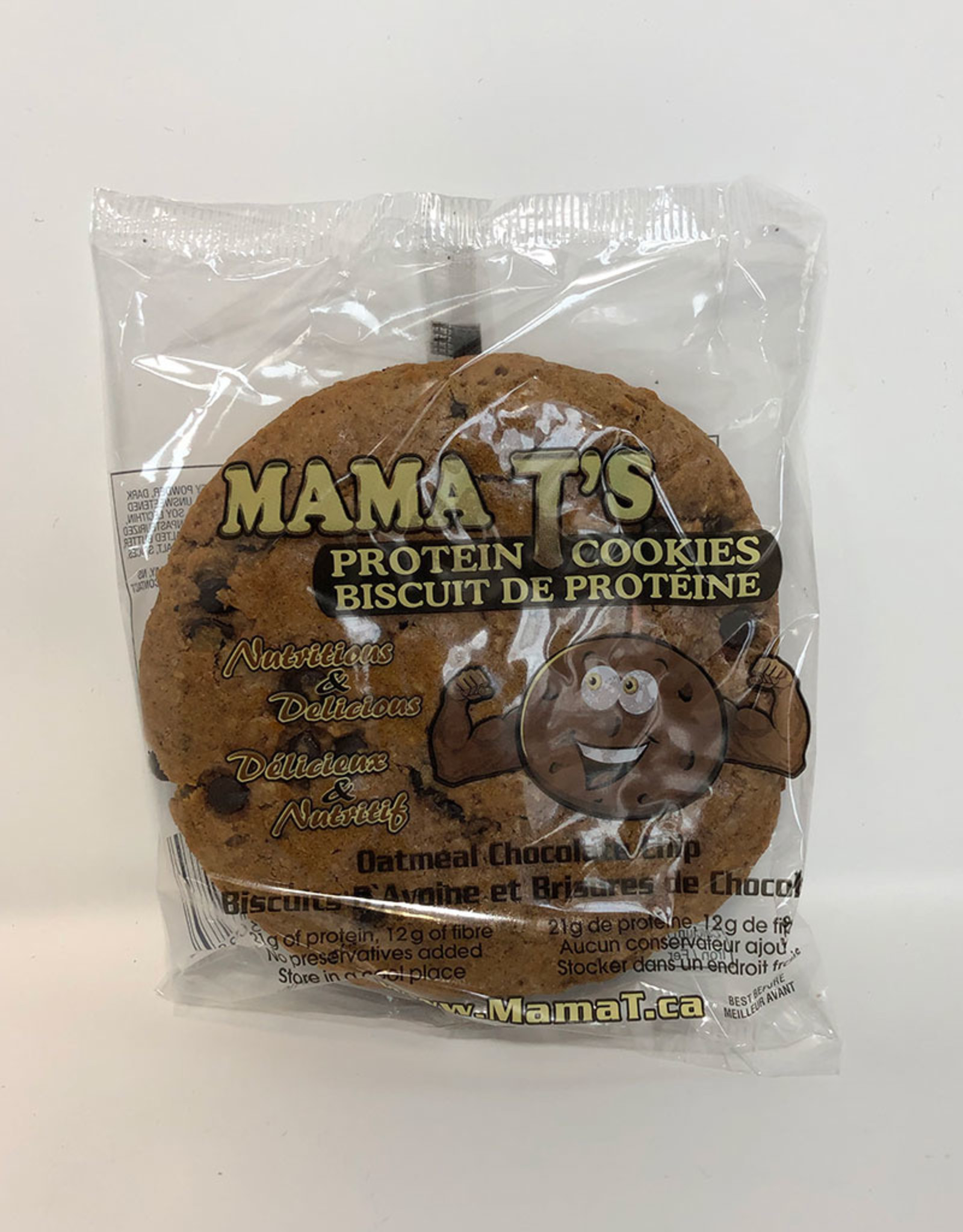 Mama T's Mama Ts - Oatmeal Chocolate Chip