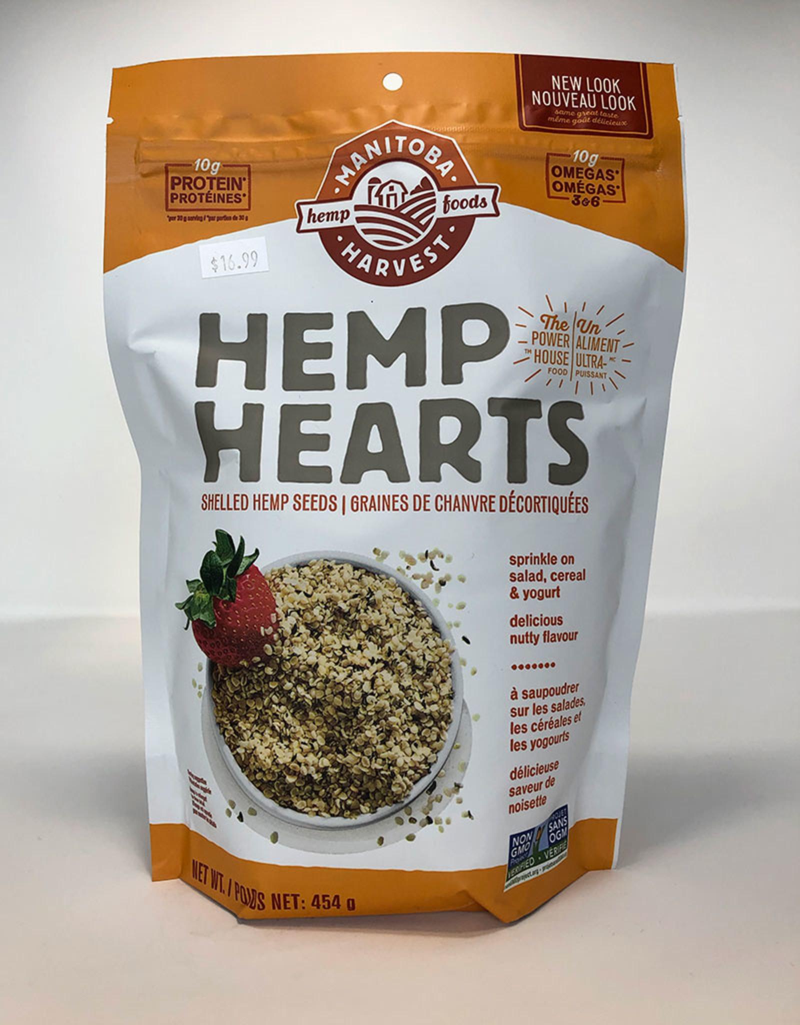 Manitoba Harvest Manitoba Harvest - Hemp Hearts, Raw Shelled (454g)
