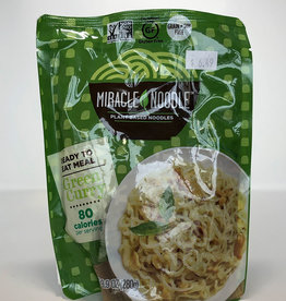 Miracle Noodle Miracle Noodle - Ready-to-Eat, Green Curry