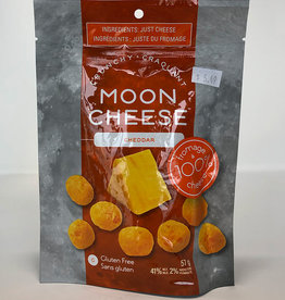 Moon Cheese Moon Cheese - Medium Cheddar (57g)