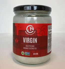 Naked Coconuts Naked Coconuts - Virgin Coconut Oil (444ml)