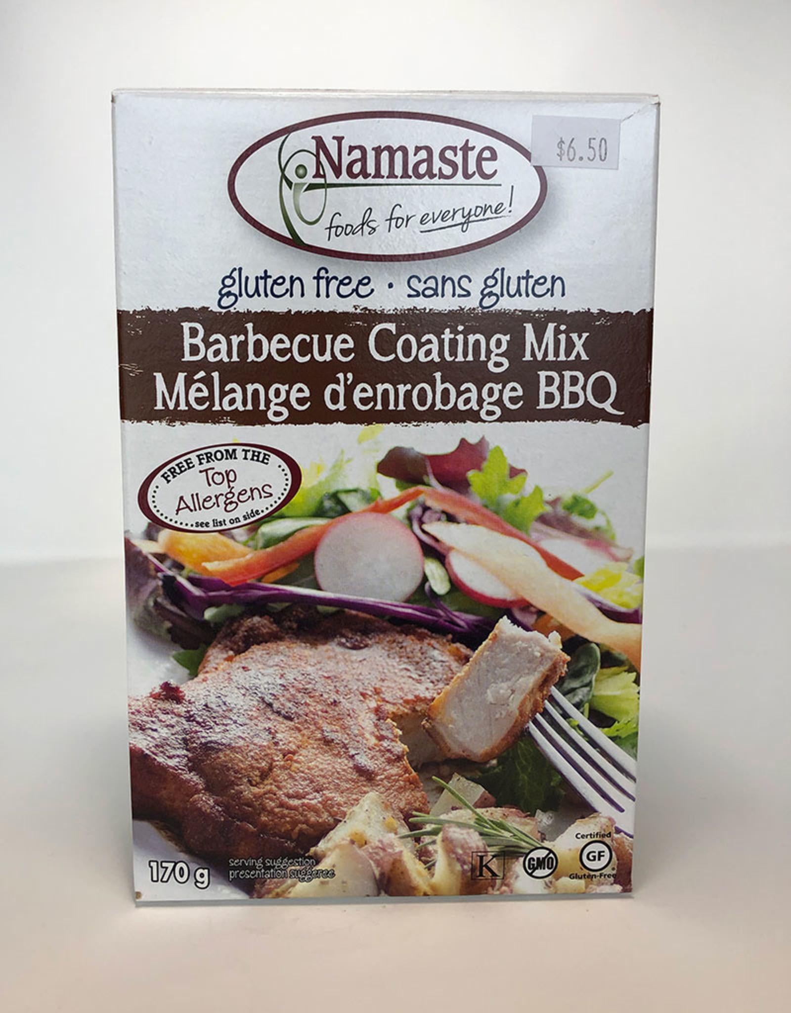 Namaste Foods Namaste Foods - Coating Mix, BBQ