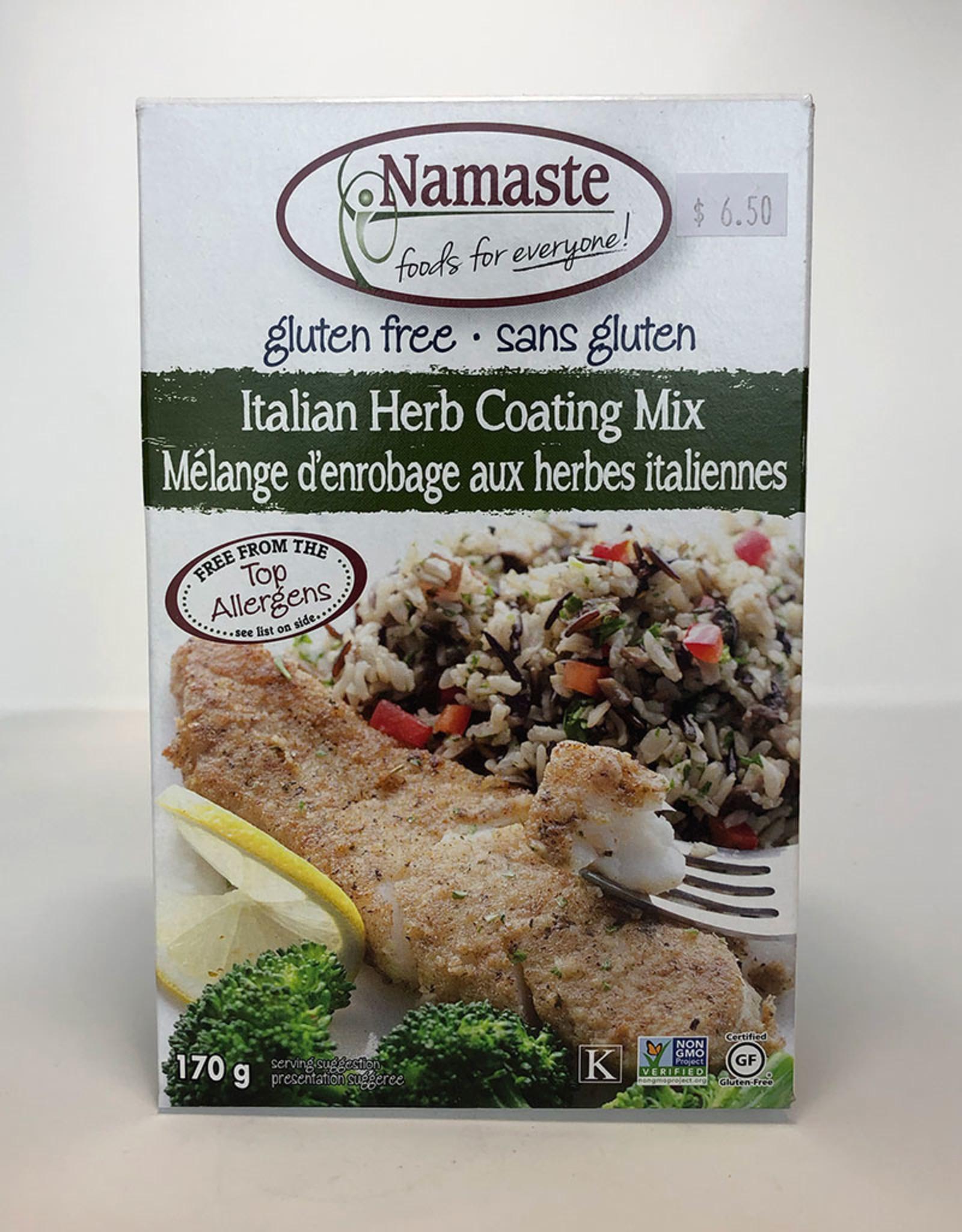 Namaste Foods Namaste Foods - Coating Mix, Italian Herb