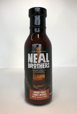 Neal Brothers Neal Brothers - All Natural BBQ Sauce, Bold & Smokey