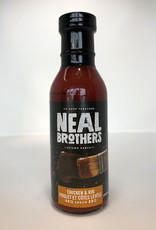 Neal Brothers Neal Brothers - All Natural BBQ Sauce, Chicken & Rib