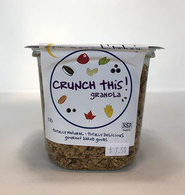 New Moon Kitchen New Moon Kitchen - Crunch This Granola