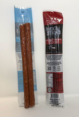Nick's Sticks Nicks Sticks - Grass Fed Beef Snack Sticks, Spicy