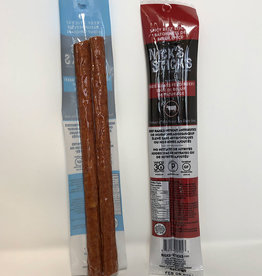Nick's Sticks Nicks Sticks - Grass Fed Beef Snack Sticks, Spicy