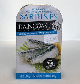 Raincoast Trading Raincoast Trading - Sardines, Spring Water