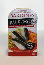 Raincoast Trading Raincoast Trading - Sardines, Tomato Sauce