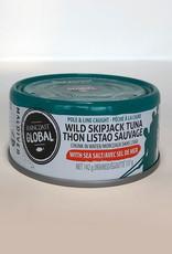 Raincoast Trading Raincoast Trading - Skipjack Tuna, Sea Salt