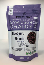 Rawcology Rawcology - Granola, Blueberry (200g)