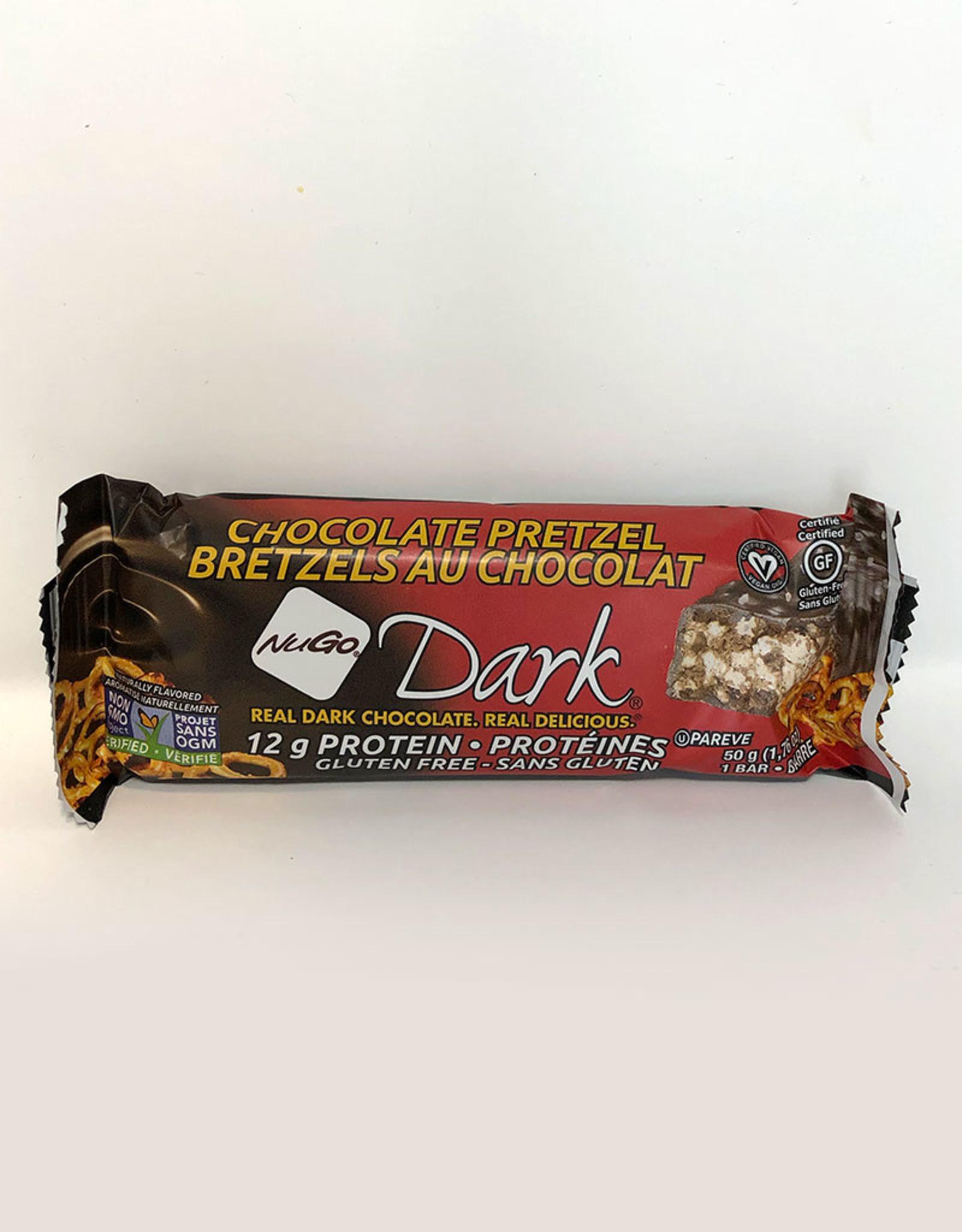 Nugo Nutrition NuGo - Dark, Chocolate Pretzel