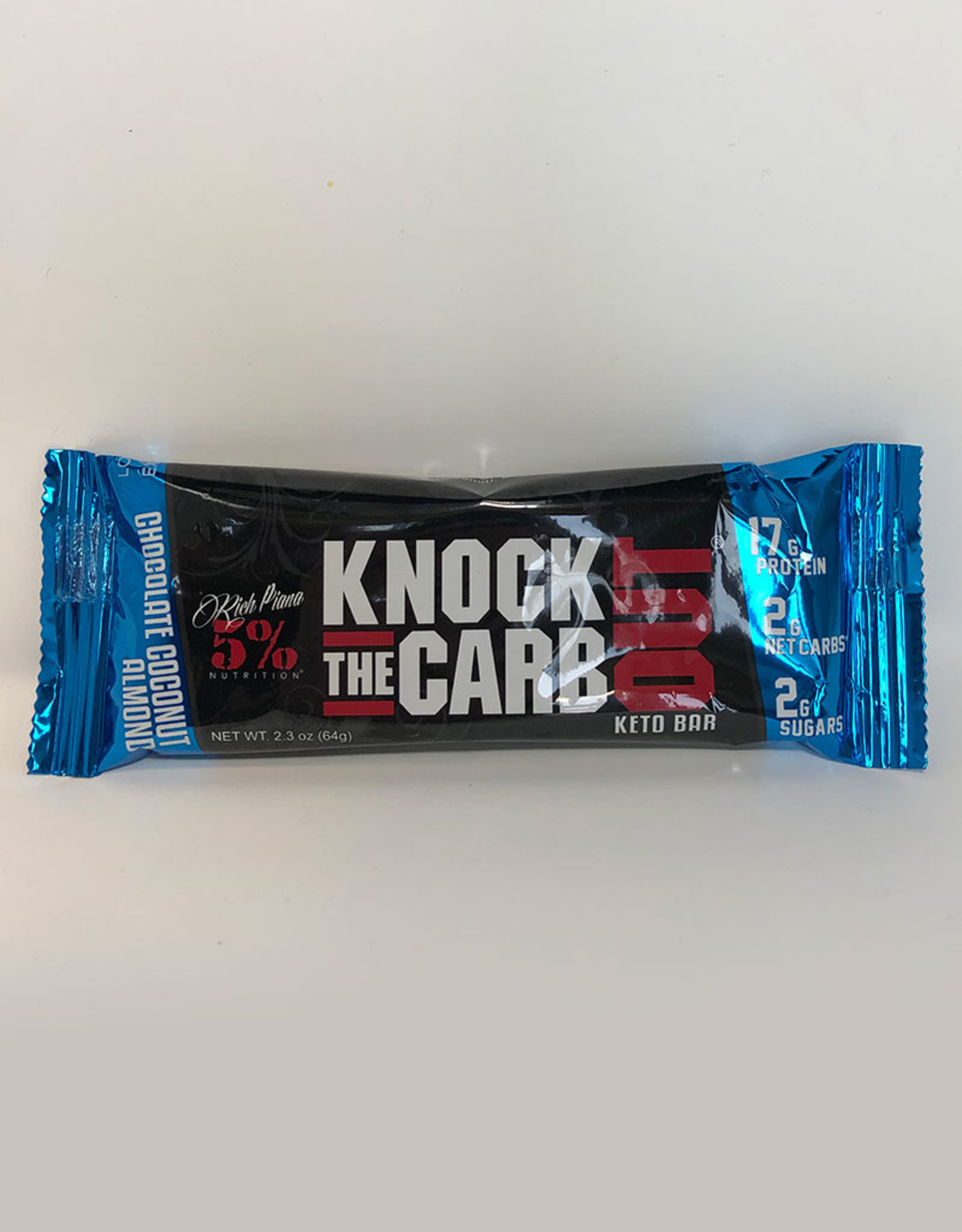 Rich Piana 5 Nutrition Rich Piana - Knock Out Bar, Chocolate Coconut Almond