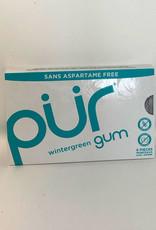 PUR PUR - Gum, Wintergreen (9pc)