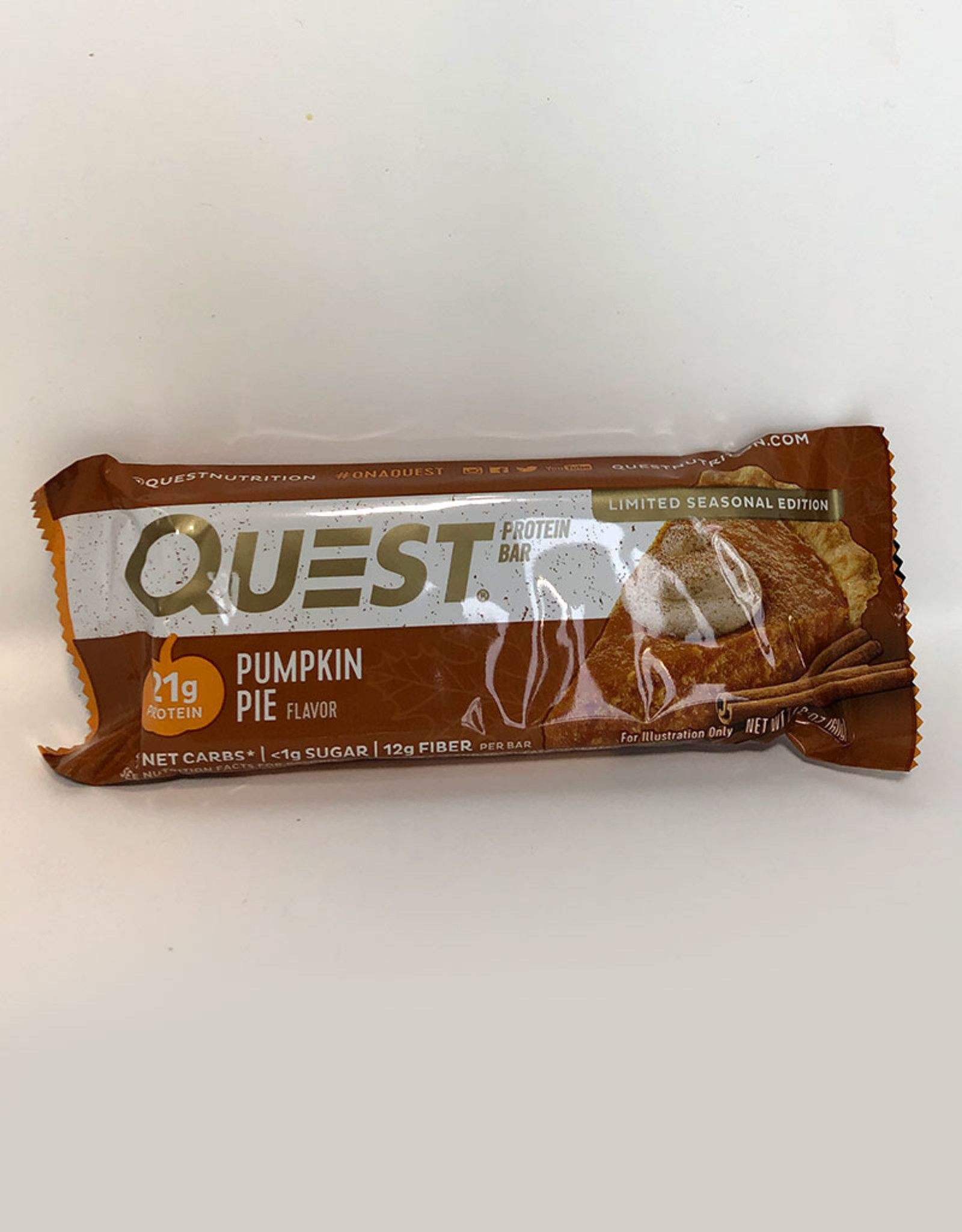 Quest Nutrition Quest - Bar, Pumpkin Pie