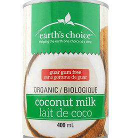 Earth's Choice Earths Choice - Coconut Cream, Guar Gum Free