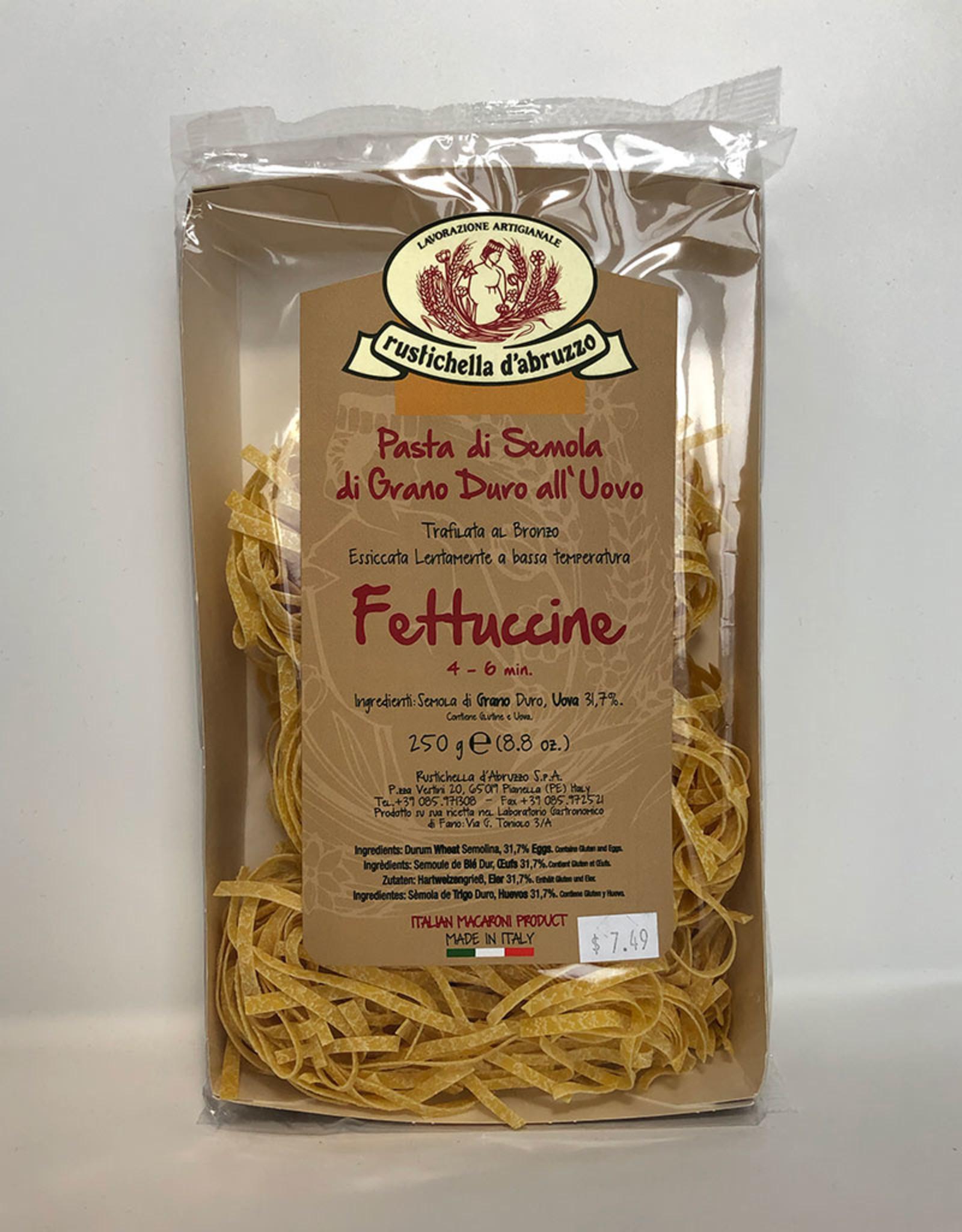 Rustichella Rustichella - Egg Pasta, Fettucine