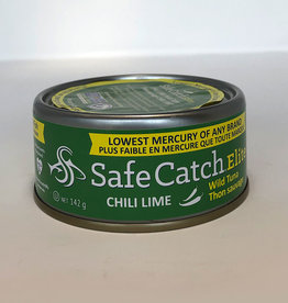 Safe Catch Safe Catch - Elite Wild Tuna, Chili Lime (142g)