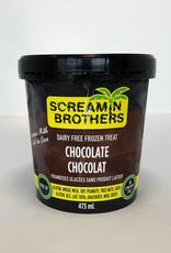 Screamin Brothers Screamin Brothers - Ice Cream, Chocolate (473ml)